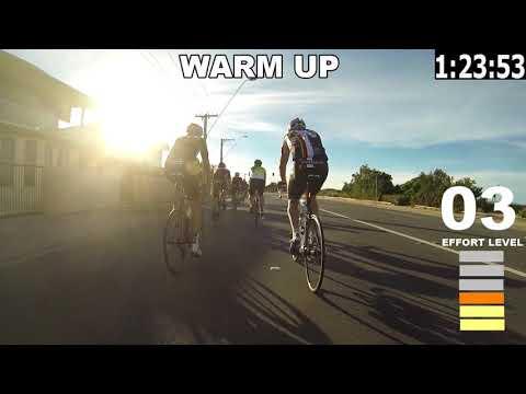 90 Minute Indoor Trainer Workout (видео)