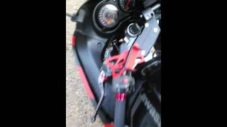 10. 2008 Kawasaki Ninja 650r