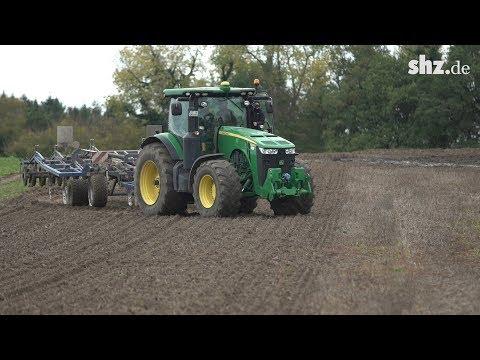Hightech auf dem Acker: Landwirte setzen auf Digitali ...
