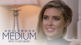 Video Tyler Henry Shocks Audrina Patridge With Unborn Baby News | Hollywood Medium with Tyler Henry | E! MP3, 3GP, MP4, WEBM, AVI, FLV Maret 2018