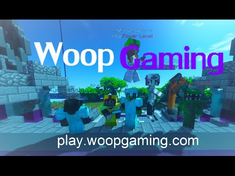 WoopGaming | Factions PvP Trailer
