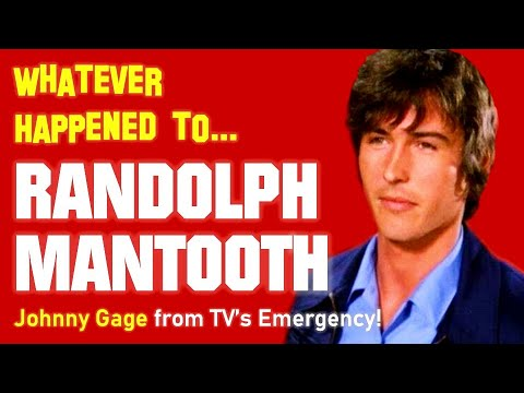 Whatever Happened to Randolph Mantooth - Star of TV's Emergency!