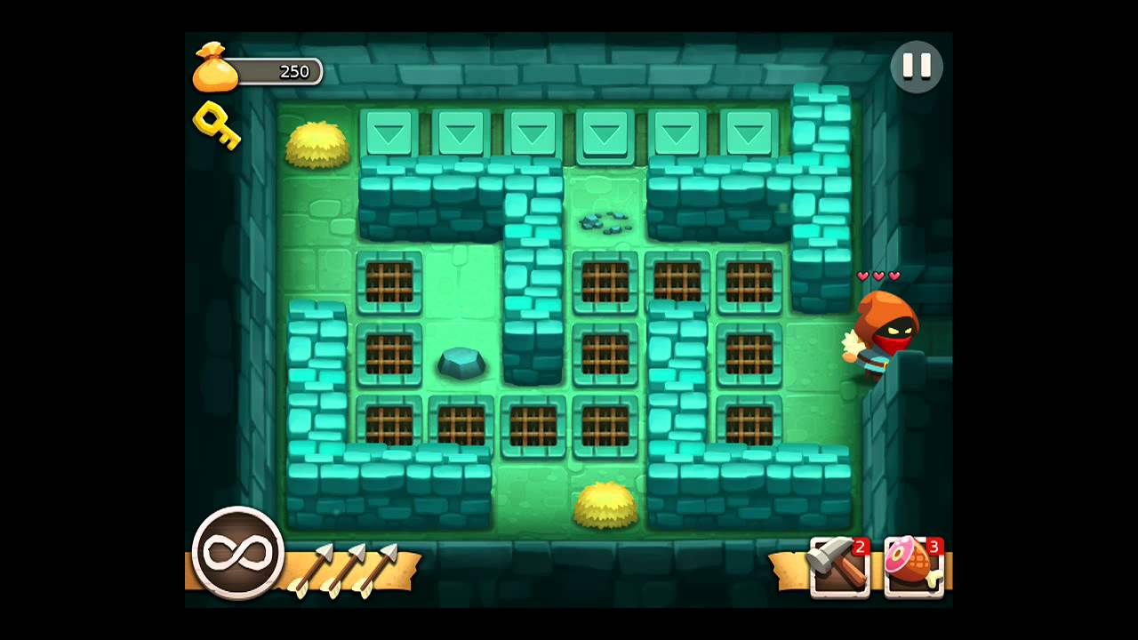 GDC 2014: 'Sneaky Sneaky', a Stealth-based, Puzzle-filled Dungeon Crawler