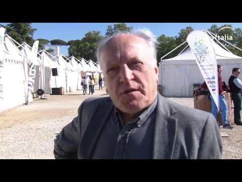 Edo Ronchi, presidente della Fondazione per lo Sviluppo Sostenibile al Villaggio per la Terra