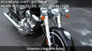 6. 2014 INDIAN CHIEF CLASSIC - for sale in Murrells Inlet, SC 2