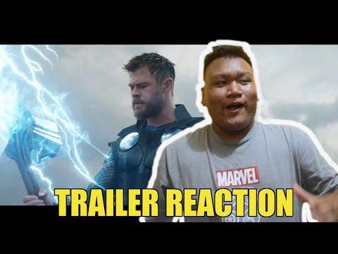 Avengers: Endgame Trailer 2 - Reaction