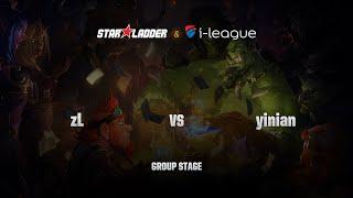 yinian vs RNGzL, game 1