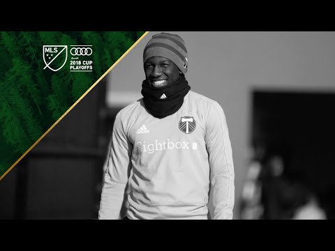 Video: MLS Cup Playoffs | Timbers all smiles as they prepare for Sporting Kansas City