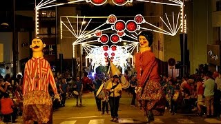 Lamego Portugal  city images : Marcha Luminosa em Lamego - Portugal 2016