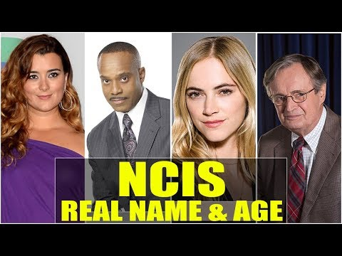 NCIS - Real Name and Age of Actors