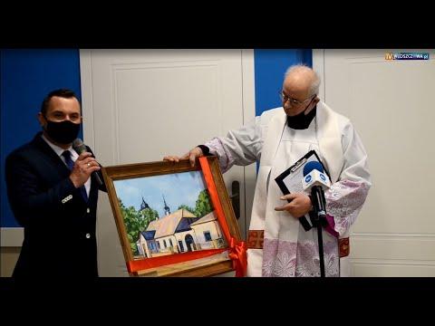 Zabytkowa plebania we Włoszczowie oficjalnie otwarta