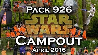 Star Wars Campout 2016!
