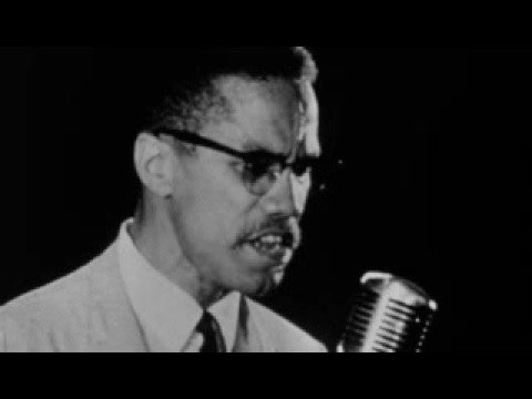 timeforevolution - Malcolm X's most famous quote. http://revolutionhascome.blogspot.com/