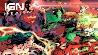 DC Reveals 'Justice League vs. Suicide Squad' Comic - IGN News by IGN