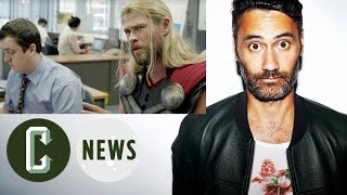 See What Thor Was Up to During Civil War in Hilarious Video | Collider News by Collider