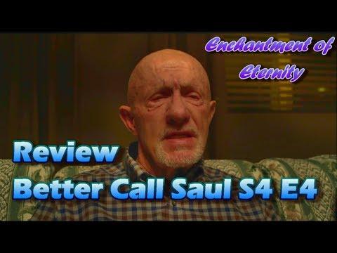 Better Call Saul Season 4 Episode 4 Talk Review