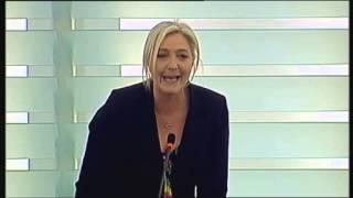 Video Daniel Cohn-Bendit insulte Marine le Pen au parlement Européen MP3, 3GP, MP4, WEBM, AVI, FLV November 2017