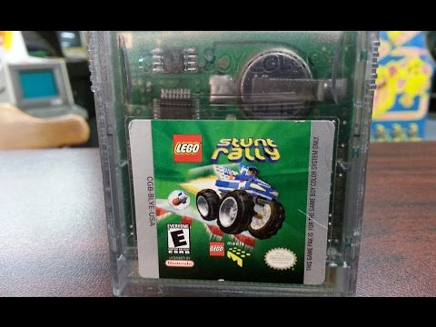 Boy - Lego Stunt Rally review! http://classicgameroom.com/vaultpages/vaultpage/lego-stunt-rally-game-boy-color/ Classic Game Room reviews LEGO STUNT RALLY for Nintendo Game Boy Color (feturing ...