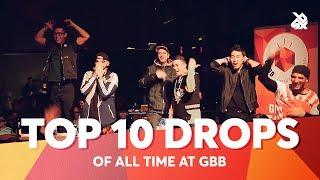 Video TOP 10 DROPS 😱 Grand Beatbox Battle ALL TIME MP3, 3GP, MP4, WEBM, AVI, FLV Mei 2019