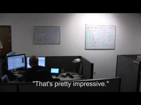 【影片】如何把老板的辦公室給弄消失...