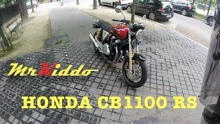 6. Test Riding the Honda CB1100 RS