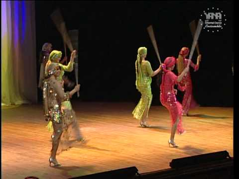 saidi - SAIDI DANCE, modern folklore style, choreographed and staged by YANA.