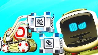 Video ROBOT baby Cosmo. Pet toy with artificial intelligence MP3, 3GP, MP4, WEBM, AVI, FLV Juli 2018