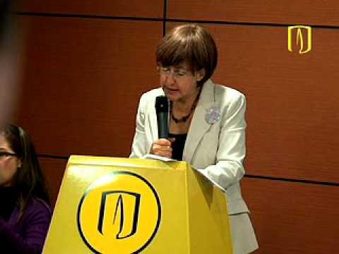 Watch videoSíndrome de Down: Mensaje de Bienvenida a cargo de Raquel Jelinek