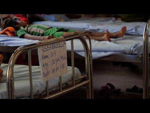 Νοτιοανατολική Ασία: Η ανθεκτική ελονοσία εξαπλώνεται
