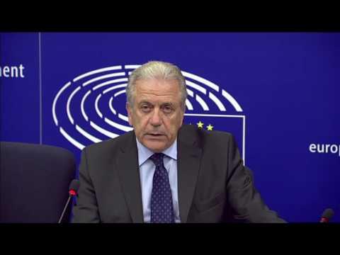 Video - Πρόταση για παράταση των συνοριακών ελέγχων