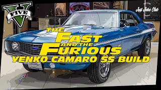 Nonton 2 FAST 2 FURIOUS: YENKO CAMARO SS CUSTOM BUILD TUTORIAL (GTA 5 ONLINE TAMPA) Film Subtitle Indonesia Streaming Movie Download