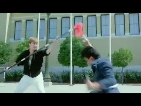 The Magic Crystal - Cynthia Rothrock, Andy Lau, Pak-cheung Chan vs KGB