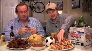 Superbowl - Germany Vs USA