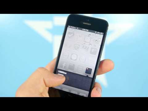 Ipod Touch - Learn How To Customize iOS 6.1.4, 6.1.3, 6.1.2 & Below By Adding Blank Spaces! Works on iPhone, iPod Touch & iPad With NO Jailbreak Required! Unlock ANY Carr...