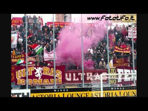 """""""il più grande spettacolo"""". tributo degli ultras della roma"""