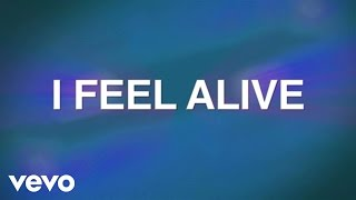 Fergie - Feel Alive (Lyric Video) ft. Pitbull, DJ Poet