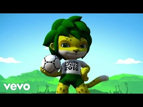 Pitbull, TKZee, Dario G - Game On (The Official 2010 FIFA World Cup(TM) Mascot Song)