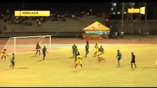 Highlights from the Group 6 match between Grenada and French Guiana on November 14th, 2012. Match info:...