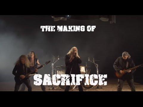 SAXON - The Making of Sacrifice