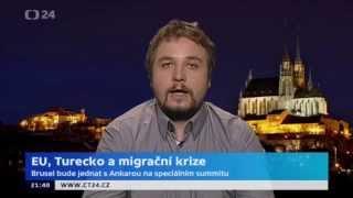 Vztahy EU a Turecka kvůli migraci