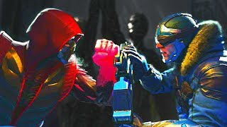 Injustice 2 Sub zero vs Captain Cold All intros, clash quotes and supermoves from Injustice 2  Injustice 2 Playlist https://www.youtube.com/playlist?list=PLIHdjqWw8amLejxTrprTd5om6niDsWg4LSUBSCRIBE for daily Injustice 2 content!https://www.youtube.com/user/MaximumGuarded2