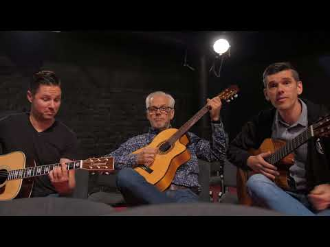 """Akustisko ģitāru trio """"AG 3'o"""" koncertēs Valmierā"""