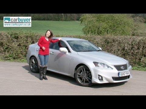 Carbuyer - Lexus IS