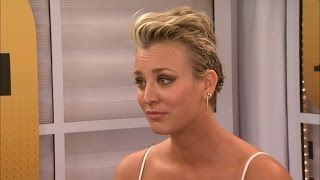 Kaley Cuoco-Sweeting on Forgetting Husband at People's Choice: 'I Love You, I Feel Really Stupid'