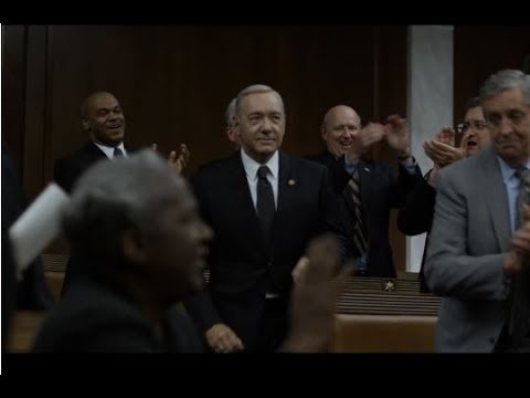 Frank Underwood - Sassy Moment - House Of Cards Season 5
