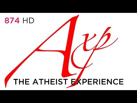 experience - The Atheist Experience #874 for July 13, 2014, with Russell Glasser and John Iacoletti. We welcome your comments on the open blog thread for this show. ▻ http://freethoughtblogs.com/axp/2014/07...