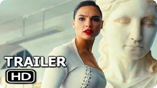 Video JUSTICE LEAGUE Trailer #2 WONDER WOMAN Teaser (2017) Blockbuster Action Movie HD MP3, 3GP, MP4, WEBM, AVI, FLV Oktober 2017