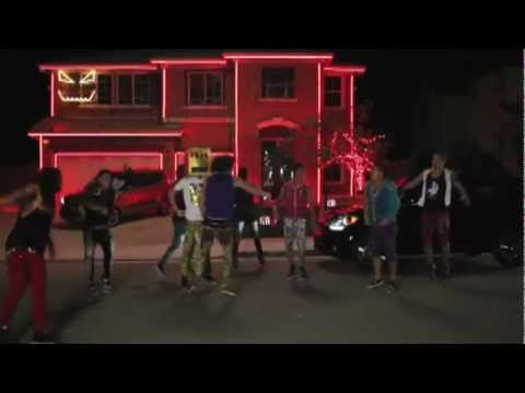 Harlem shake remix with party rock anthem. (harlem shake vs shuffling)
