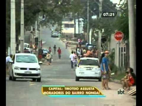 Tiroteio assusta moradores do bairro Nonoai, em Porto Alegre
