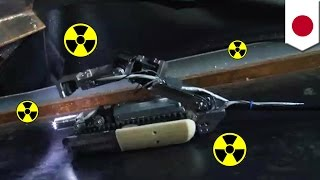 東芝とIRID 福島原発調査用の小型ロボット開発